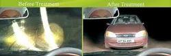 Car Glass Polishing, Buffing & Headlamp Polishing