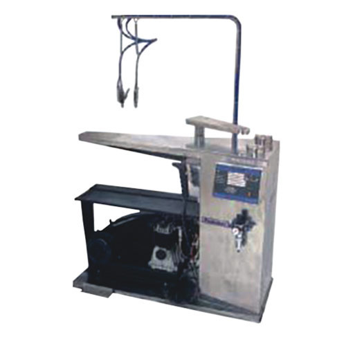 G-02 Stain Removing Machine with compressor