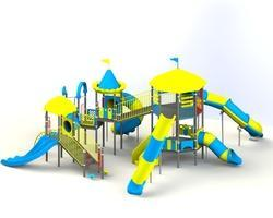 Duplex Playground Multipurpose system