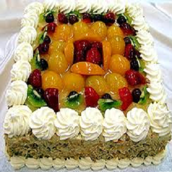 Fresh Fruit Cake View Specifications Details of Fruit Cake by