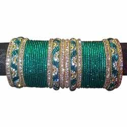 Lac Bangle Set