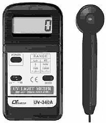 Uv Light Meter Uv340