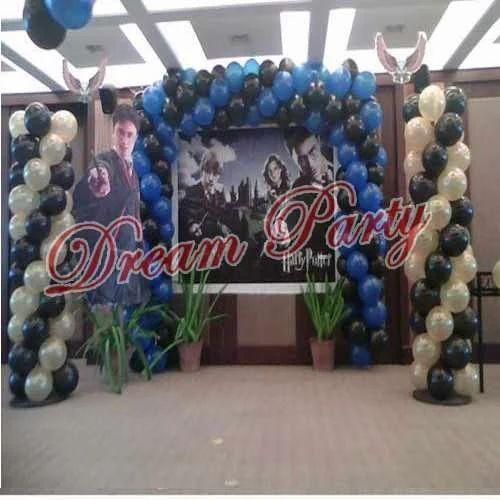 Birthday Theme Party Harry Potter Theme Service Provider from Vadodara