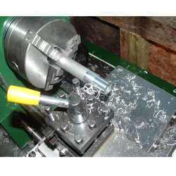 Lathe Machine Labour Job Works