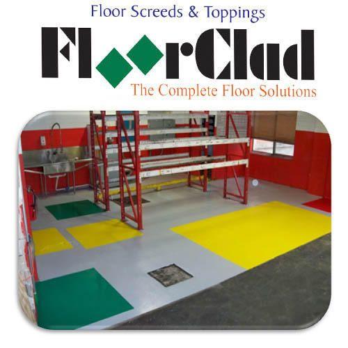 Moisture Compatible/Tolerant Epoxy Coating FloorClad MEC