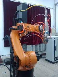 ABB Robot Laser Cladding Machine