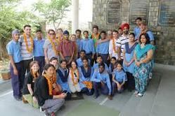 Patiala School for Deaf and Blind Programs in Lower Mall, Patiala