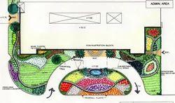 Bobstindia Factory Landscape Architecture