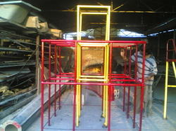 Jungle Jim Play Equipment