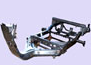 3 Wh. Chassis For Passenger Carrier