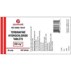 Terbinafine Hydrochloride Tablets