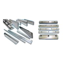 Silver Steel Packaging Industry Knives, For Industrial, Size: 0.5-5 Mm (thickness)