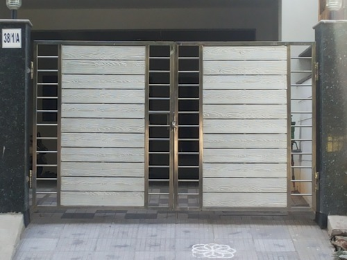 Stainless Steel Gate Designs. Stainless Steel Gate Designs at Rs 650  square feet s    SS Gate