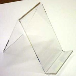 Acrylic Book Stand At Rs 330 Piece