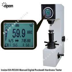 Manual Digital Rockwell Hardness Tester