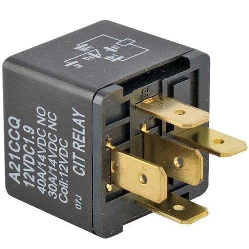 Automotive Relay 12v 30 Amp At Rs 25   Piece