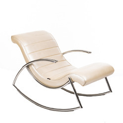 SS Ivory Rocking Chair
