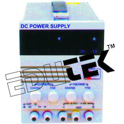 DC Regulated Power Supply (Single Output)
