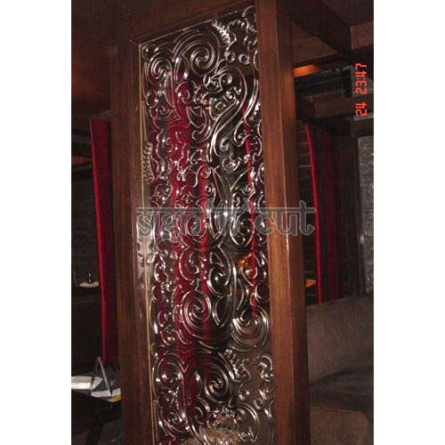CNC Cutting Service on Acrylic - Metal Carving On Door Manufacturer on