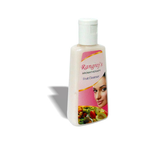 Rangrej' s Aromaatherapy Fruit Facial Cleanser, Pack Size: 50 Ml