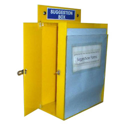 Wall Mounting Suggestion Box