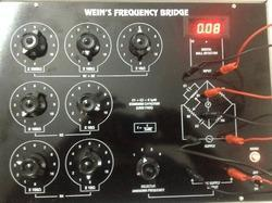 Weins Frequency Bridge