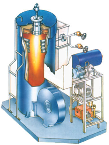 Non IBR Coil Type Steam Boilers - Vimax Engineers, Madurai | ID ...