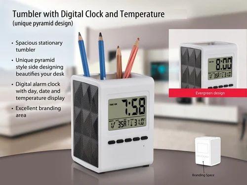 Digital Temperature Clock
