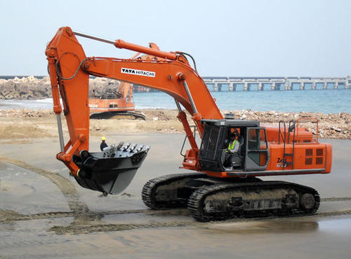 Tata Hitachi Excavator - View Specifications & Details of Tata