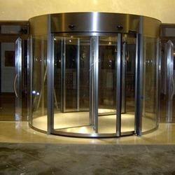 Automatic Revolving Door- Bhiwadi