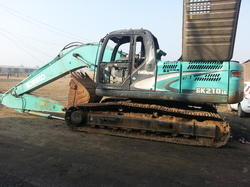 Used Spare Parts Of Excavator Kobelco SK-210 HDLC