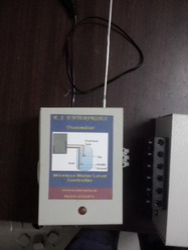 Non Contact (Ultrosonic- LED) Automatic Liquid Level Control