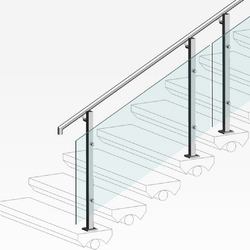 Glass Railing Glass Staircase Railing Manufacturers