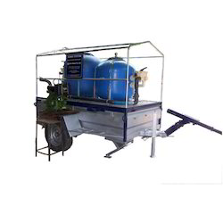 Mobile Drinking Water Treatment Plant