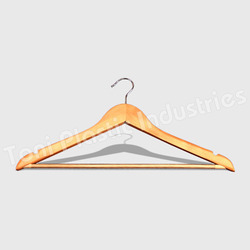 Wooden Top Hanger (W-1)