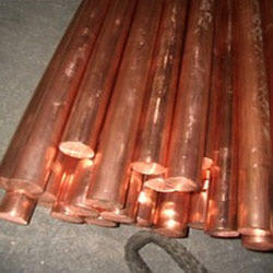 Cadmium Copper Round Bar