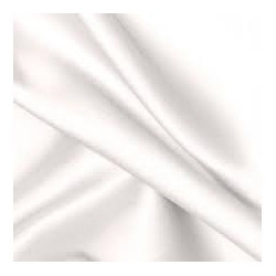 White Poplin Cotton Fabric