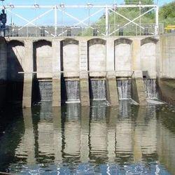 Hydro Dam Gate
