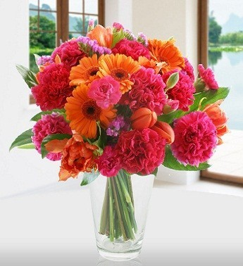 India Online Florists website has been re-launched and now Sending Flowers to India Same Day with Free Shipping is more quick and safe. Website is absolutely secured and you can now choose to Send Flower, Cakes and Gifts with Free Home Delivery of Presents on the ordered date and even at Midnight all over the country.