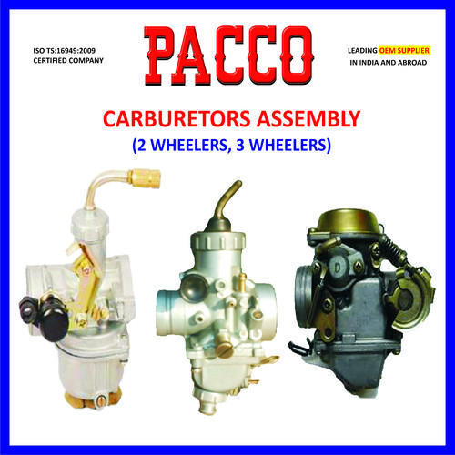Carburetor - View Specifications & Details of Carburetor by Pacco