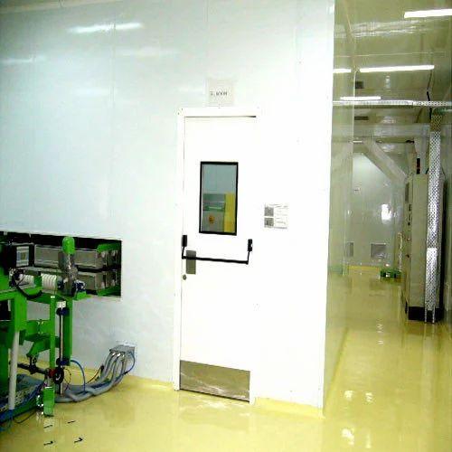 X- Ray Proof Doors