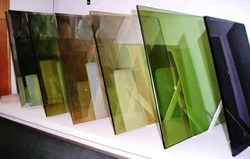 Tinted Glass (Heat Absorbing Glass)