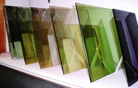 Tempered Glass Tinted Glass Heat Absorbing Glass