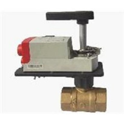 Honeywell 2 Way Modulating Ball Valves