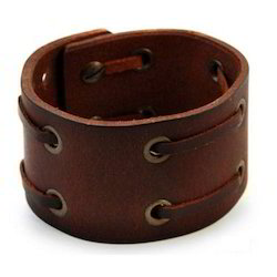 Antique Leather Bracelets