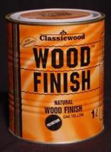 Wood Finish Natural For Beauty And Protection