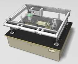 Electronic Test Manufacturing Jig