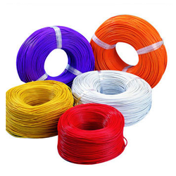 PVC Coated Colored Wire