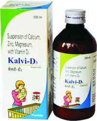 Calcium Zinc Magnesium with Vitamin D3