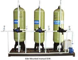 Demineralization Units